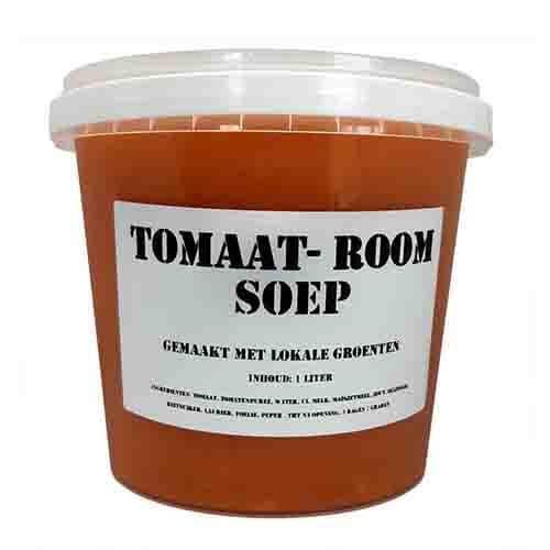 Tomaten-Room soep