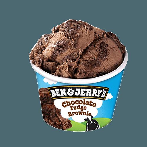 Ben & Jerry's Chocolate Fudge Brownie 100ml