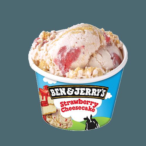 Ben & Jerry's Strawberry Cheesecake 100ml