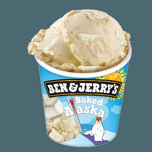 Ben & Jerry's Baked Alaska 465ml
