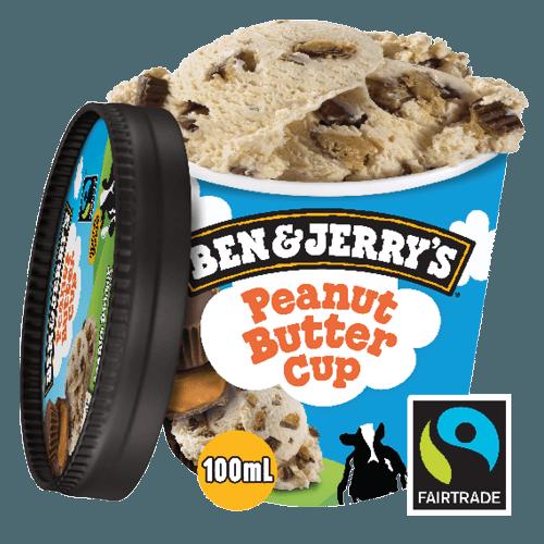 Ben & Jerry's Peanut Butter Cup 100ml