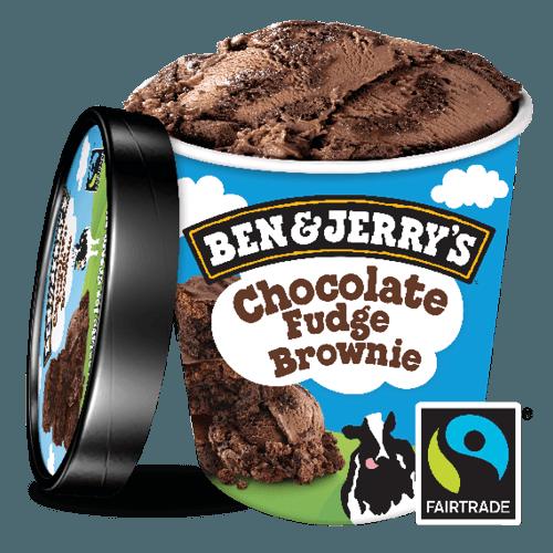 Ben & Jerry's Chocolate Fudge Brownie 500ml