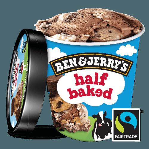 Ben & Jerry's Half Baked 500ml