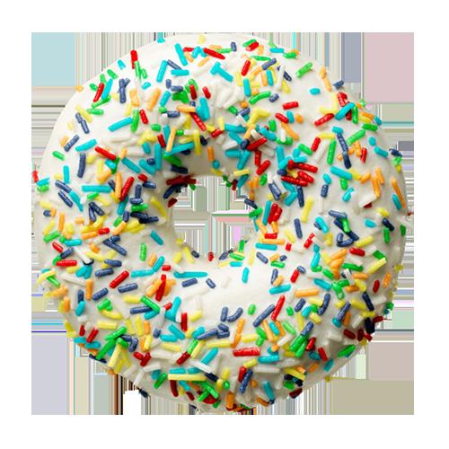 Donut Color Sprinkles