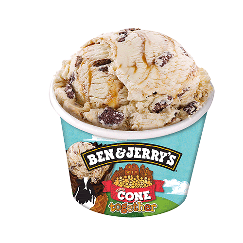 Ben & Jerry's Cone Together 100ml