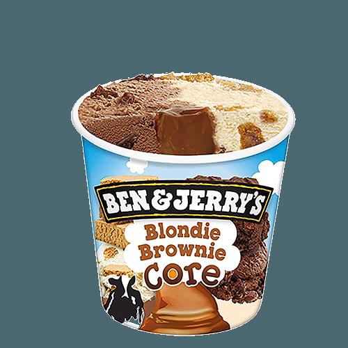 Ben & Jerry's Blondie Brownie Core 465ml