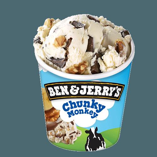 Ben & Jerry's Chunky Monkey 465ml