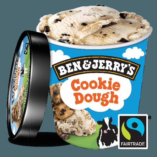 Ben & Jerry's Cookie Dough 500ml
