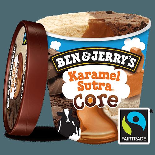 Ben & Jerry's Karamel Sutra Core 500ml