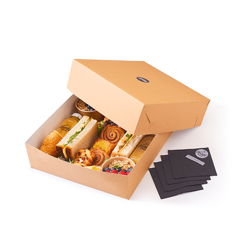 The high tosti box koud 1 persoon