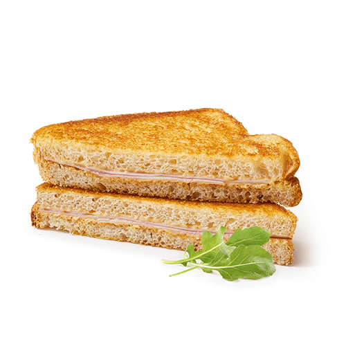 Ham en kaas tosti