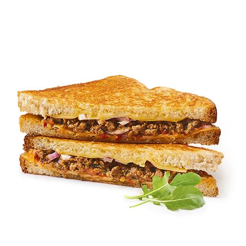 The S.A. taco tosti