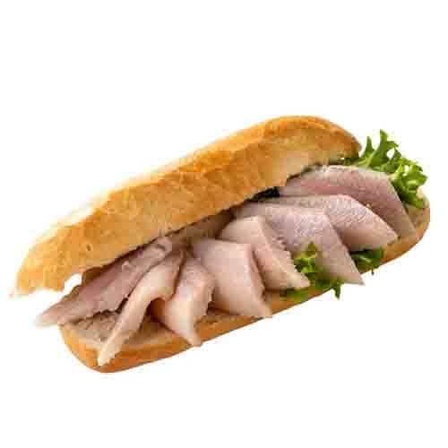 Broodje gerookte paling