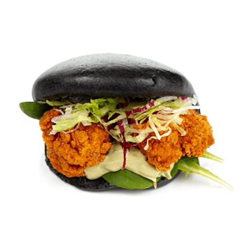 Black Chicken Bao