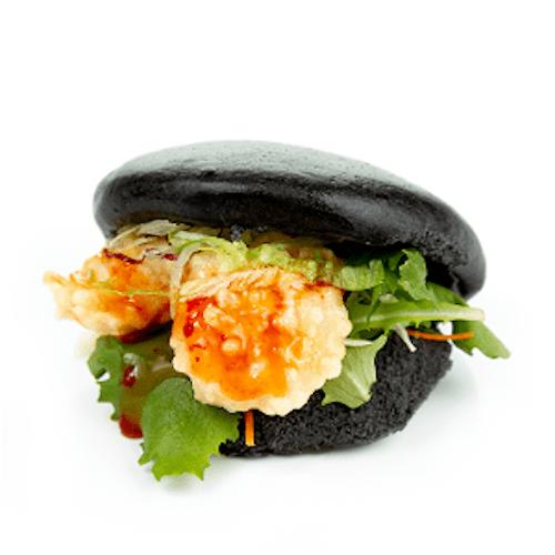 Black Chili Ebi Bao