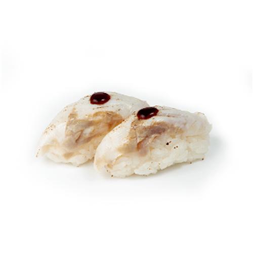 Flamed Maguro Nigiri