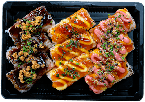 Oshi-Sushi Box