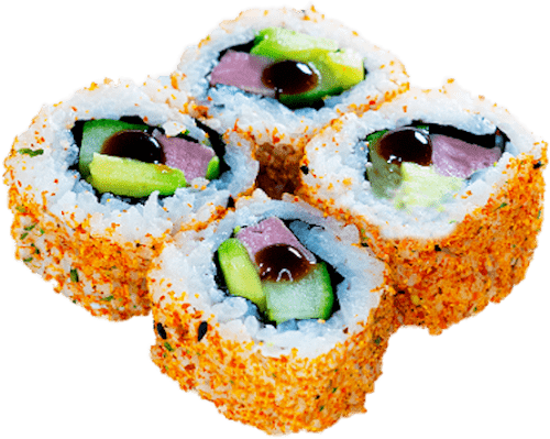 Spicy Duck Roll