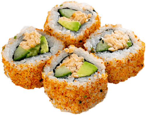 Spicy Sake Roll