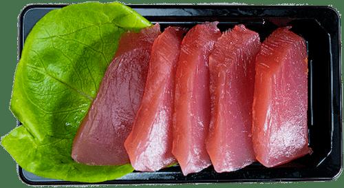 Tonijn Sashimi 5 stuks