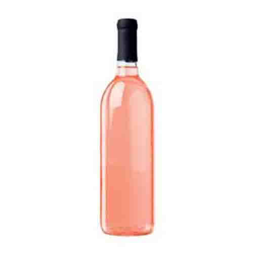 0808. Fles Huiswijn Rose