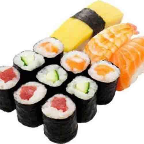 S01. Mini SushiMix 12 stuks
