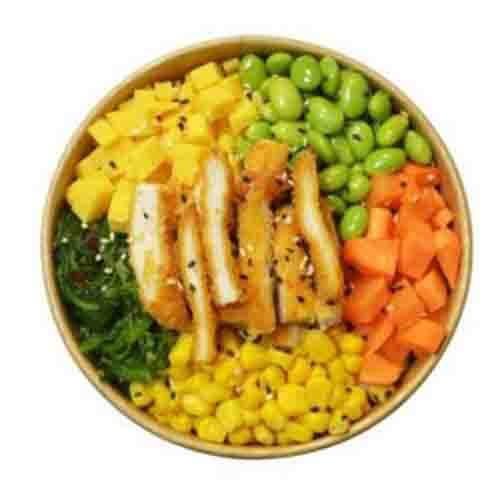 P02. Poke Bowl Chicken
