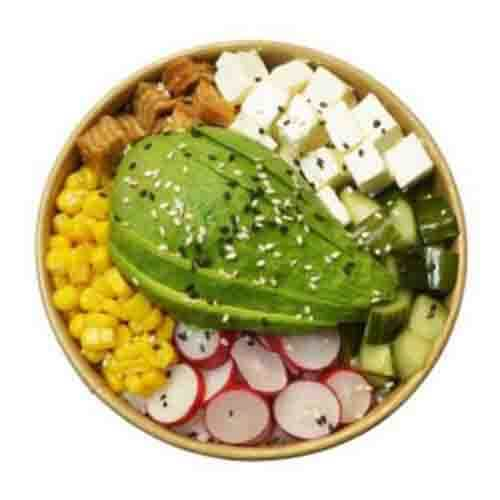 P03. Poke Bowl Avocado